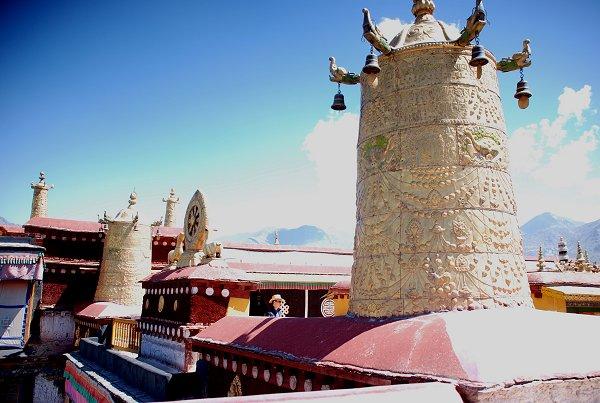 Jokhang Kloster 81 in Tibet für Ausländer ab April wieder offen