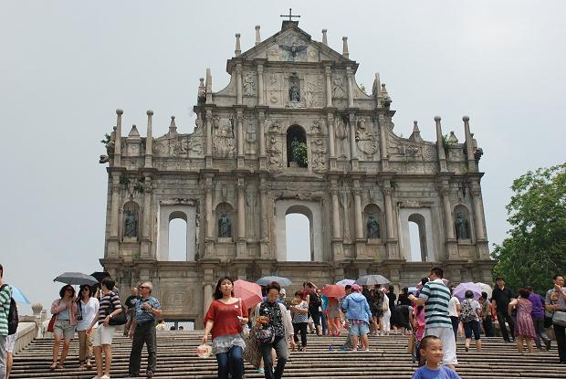 Macau in Die besten Reiseziele 2015