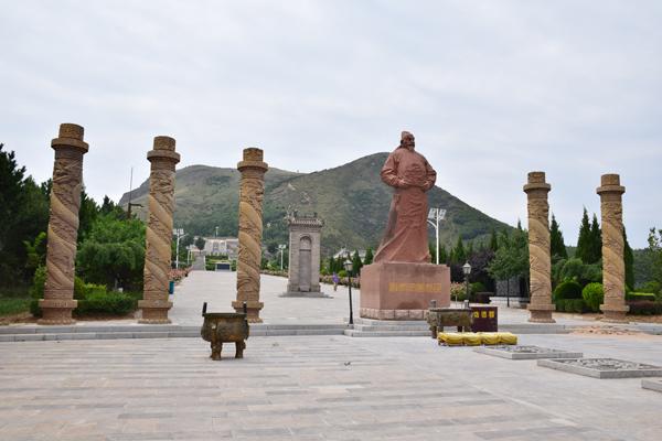 Zhaoling in Das Dorf Yuanjiacun – Ausflugsziel von Xian