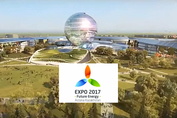 Expo2017 Astana in